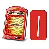 TDM Riscaldatore, dormitorio per Studenti Desktop Small Sun Home Piccolo Forno Elettrico per Cucina, 600W (Colore : 1)