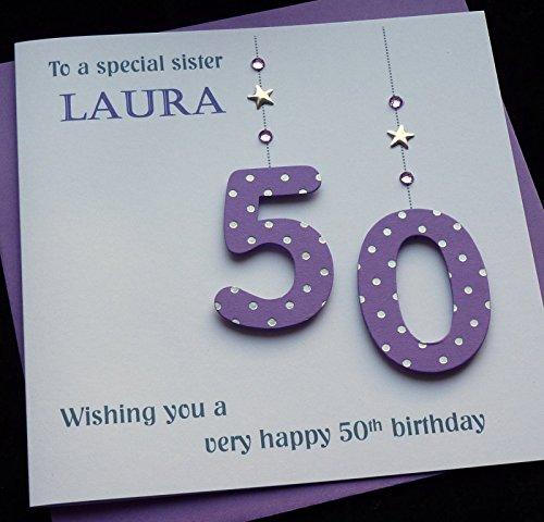 50th Birthday Cards Simplyeighties