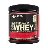 OPTIMUM NUTRITION Oro Standard 100 percento siero latte 6 Dose mastello - 51rp322T8oL. SS166
