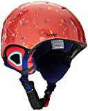 Roxy Misty Casco Snowboard/Esquí, Mujer, Naranja (Emberglow), 56