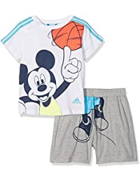 adidas Baby Mickey Sommer-Set