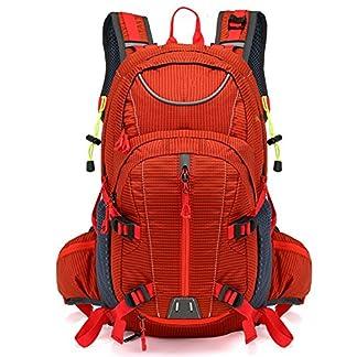 51rp5X2fDWL. SS324  - Beibao Mochila de nylon impermeable multifuncional hombres y mujeres deportes ocio bolsa de viaje mochila bandolera
