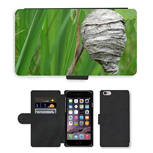 bunt-leder-tasche-pu-flip-case-fr-m00144788-nest-wespen-hornissen-bugs-insects-apple-iphone-6-47
