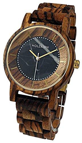 LAiMER Holzuhr LAURA - Damen Armbanduhr aus 100% Ahornholz für einzigartigen Tragekomfort und Lifestyle - natürlich, federleicht, Südtirol