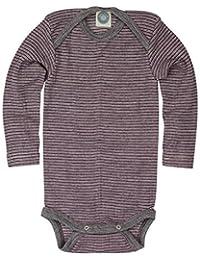 Cosilana Baby Body Wollbody® Spezial Qualität 45% kbA Baumwolle, 35% kbT Wolle, 20% Seide