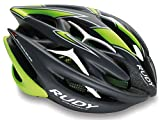 Fahrradhelm Sterling Graphite-Lime Fluo
