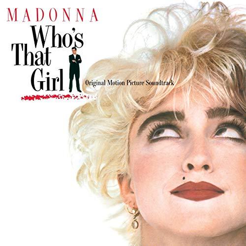 Who's That Girl (LP Transparente) [Vinilo]