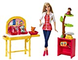 Best Barbie Animal - Barbie Careers Zookeeper Doll and Playset Review