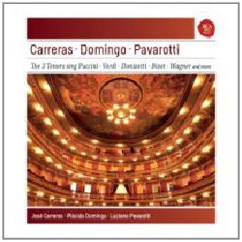 Vari:I Tre Tenori Cantano Puccini-Verdi-Donizetti-Bizet-Wagn