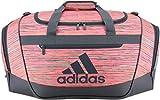 adidas Damen Defender III Small Duffel Tasche, Damen, Visionary Chalk Pink/Deepest Space