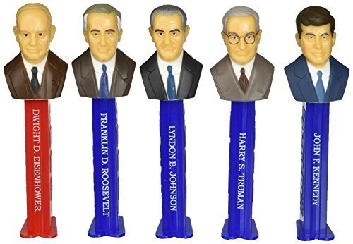 pez-presidents-volume-7-1933-1969-by-pez-candy