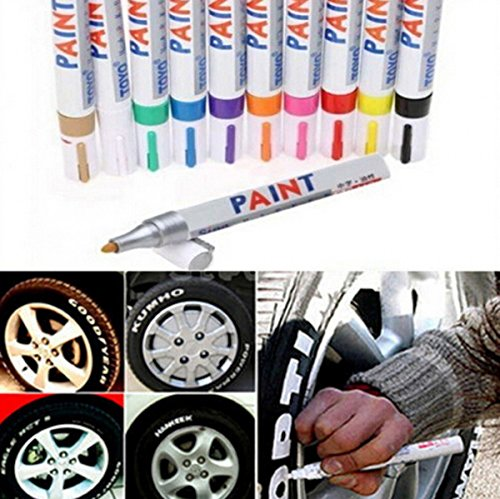 Chengyida 13Color Universal impermeable Pintura