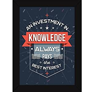 Framed Quotes For Room And Office Decor