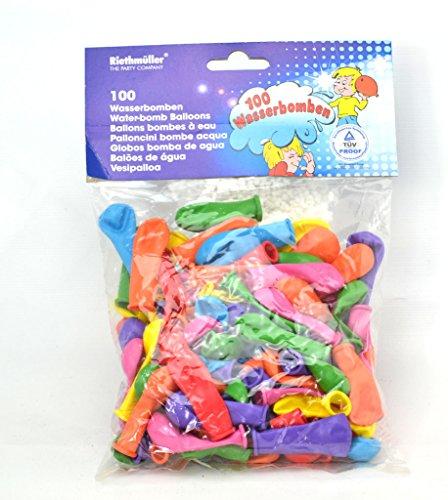 Riethmüller 100 Wasserbomben-Luftballons