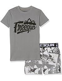 Freegun Eg.Freesno.Psh.Mz, Ensemble de Pyjama Garçon