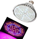 80w LED Plant light Full Spectrum LED Grow Light Fixture For Indoor Plants Garden for Hydropoics Greenhouse Organic Growing Lamp E27