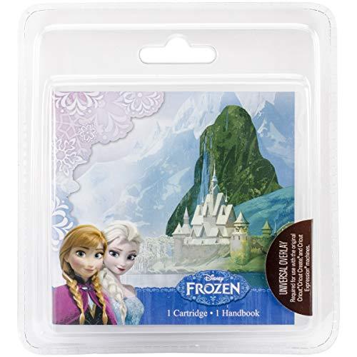 Provo Craft Cricut Disney Frozen Cartridge, Acrylic, Multicolour,  13 33x14 6x3 81 cm
