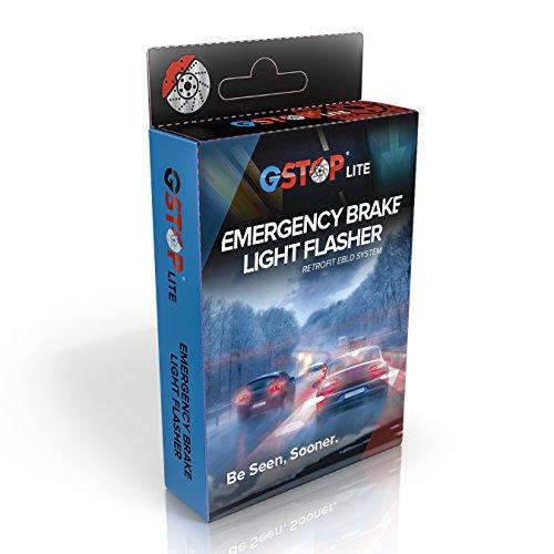 gstop® Lite Notfall Bremslicht Blinklicht-Nachrüst ebld System -