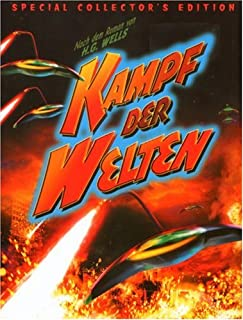 Kampf der Welten [Special Collector's Edition] [Special Edition]