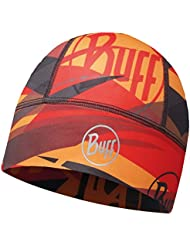original buff xdcs tech gorro buff® utopia orange - xdcs gorro buff para unisex, color multicolor,  adulto