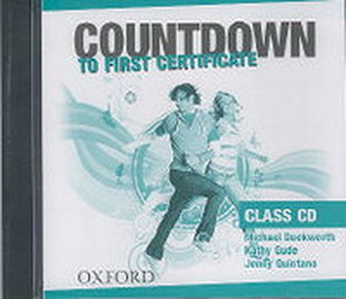 New Countdown to First Certificate. Class CD (1) Ed 08