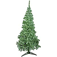 The Christmas Workshop 6 ft Artificial Christmas Tree, Green