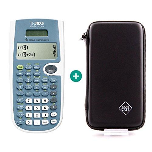 TI-30XS MultiView + Schutztasche