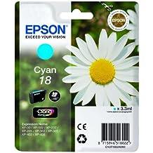 Epson XP30/ 102/ 202/ 302/ 405 Ink Cartridge - Standard, Cyan