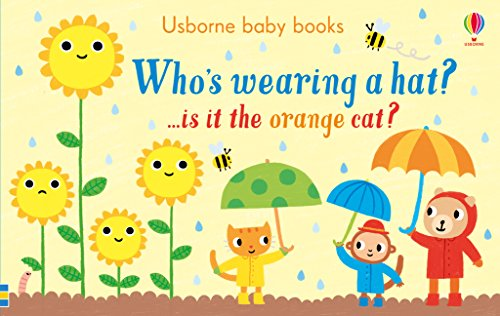 Who's Wearing a Hat? (Usborne Baby Books)