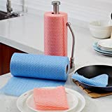 Best Dish Rags - Jebblas Reusable Cleaning Wipe, Household &Kitchen towels ,Disposable Review