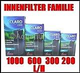 Claro 300Interior filtro Filtro de acuario...