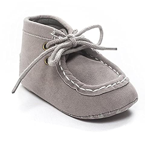 Jamicy® Baby Crib High Bandage Shoes Toddler Sneakers Casual Non-slip