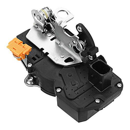 Forspero Car Rear Left Door Lock Actuator Assembly For Chevy GMC For Cadillac Escalade 07-09 (Lock Assembly Door)