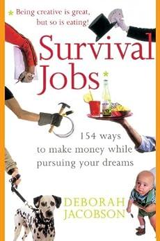 Survival Jobs di [Jacobson, Deborah]