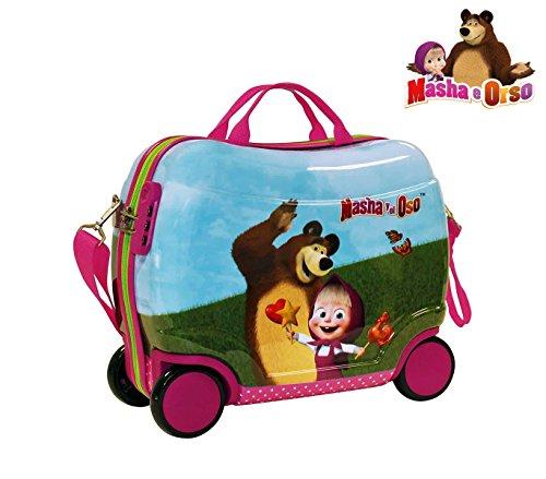 2651051-maleta-trolley-abs-correpasillos-equipaje-mano-masha-y-el-oso-50x39x20cm
