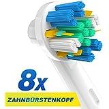 Floss Action brossettes de remplacement compatible avec Oral-B Brosses À Dents Électrique. B Nettoyage en profondeur...