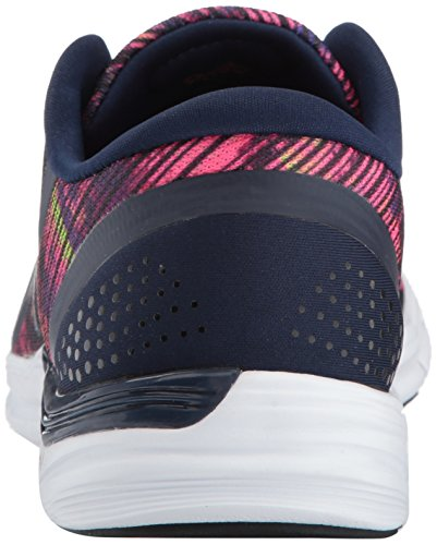 New Balance Womens Womens 711v3 Chaussures De Formation Synthétique Pigment / Graphique Rayé Velocity