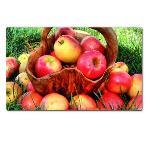 fruits-grass-harvest-apples-cask-table-mats-customized-made-to-order-support-ready-28-6-16-inch-720m