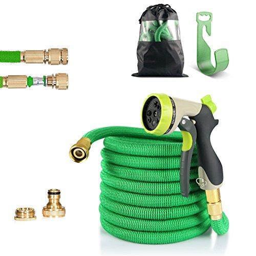 ecolle premium Flexibler Gartenschlauch mit Handbrause… | 04260480966586