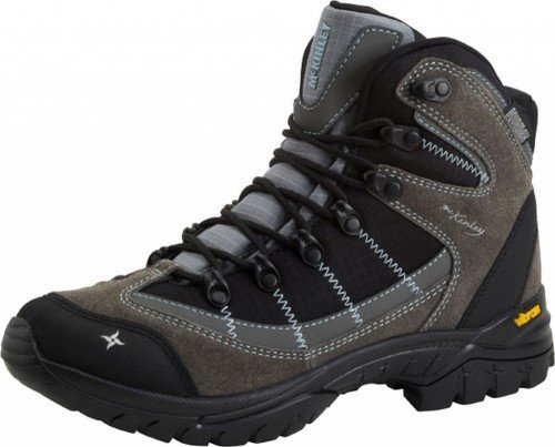 McKINLEY Trek-Stiefel Cordova III AQX W, grau/blau/schwarz,39 [Misc.] - Cordova-leder