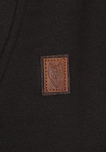 Naketano Male Sweatshirt Congenialer Pimmel III Black
