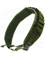 Anglo Arms Vert Cartouche Support ceinture Clay Pigeon Shooting de Fusil de chasse
