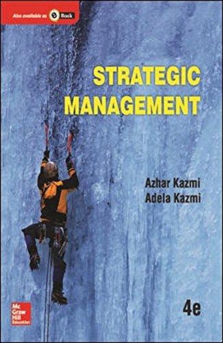 Azhar Kazmi Strategic Management Ebook