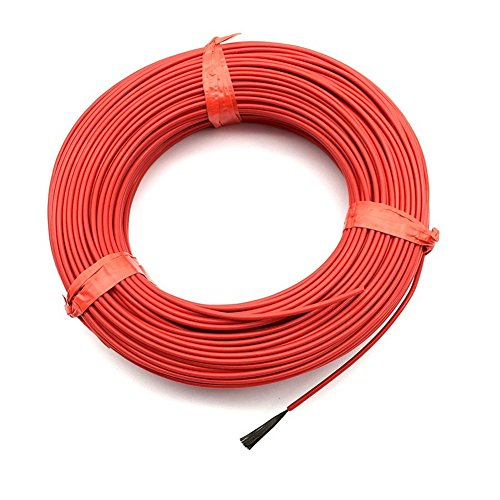 Elektro-fußbodenheizung Kabel (Adhere To Fly 20 Matters Infrarot Heizung Fußbodenheizung Kabelsystem 12 K 33 Ohm)