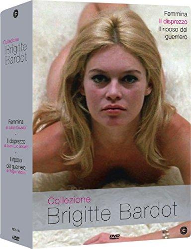 Collezione Brigitte Bardot (3 DVD)
