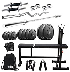 Headly 25 Kg Combo 5 Home Gym