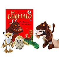 Grüffelo-Buch mit Puppen
