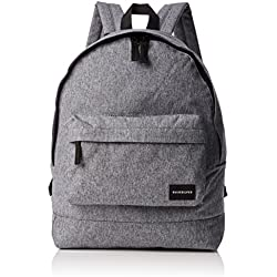 Quiksilver Everyday Edition - Mochila tipo casual, 16.00 L, color gris