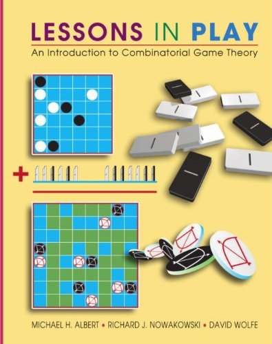 Download Lessons In Play An Introduction To Combinatorial Game By