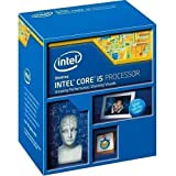 Intel i5 4590 Quad Core CPU (3.30 GHz, 6 MB Cache, 84 W, Graphics, Turbo Boost Technology, Socket 1150)